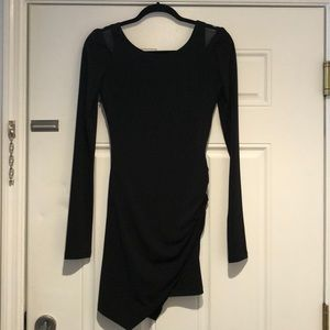 New with tags! Elizabeth & James black dress!